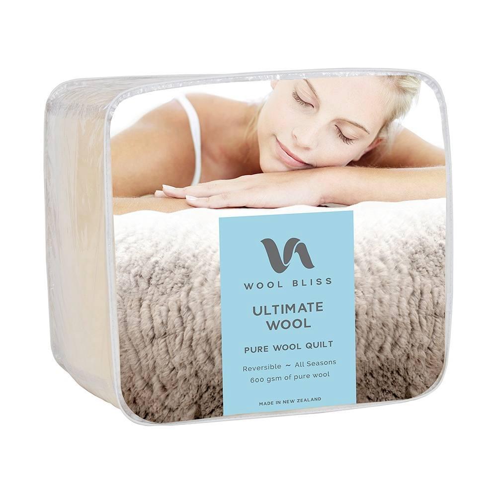 Ultimate Wool Underlay - Wool Bliss